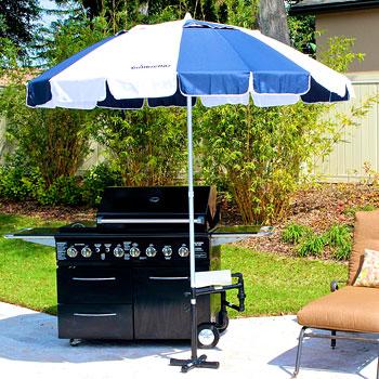 Install BBQ Grill/Barbeque Umbrella Accessory   The ...